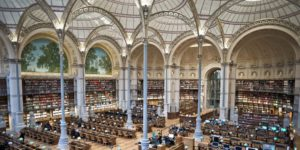 ТОП-10: Лучшие библиотеки мира