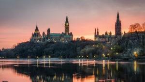 Оттава – уютная столица Канады