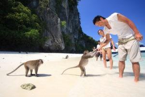 Тайланд Пхукет с детьми