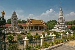 Основные достопримечательности города Пномпень
