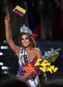 Мисс Вселенная Ariadna Gutierrez