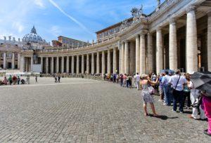 Дворец Ватикан