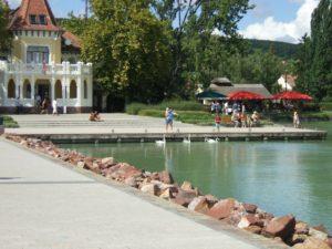 Легенда Венгрии – озеро Балатон
