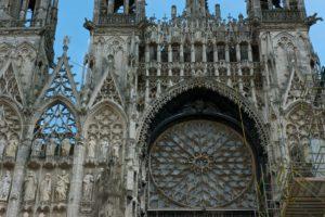 Достопримечательности города Руан в Нормандии