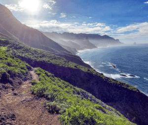 Тенерифе побережье