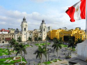 Лима в Перу