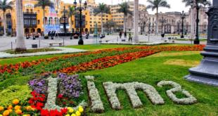 Лима столица Перу