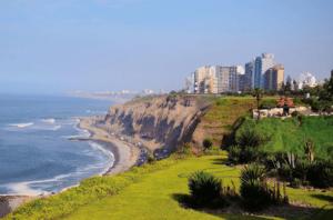 Побережье Лима Перу