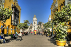 Столица Перу