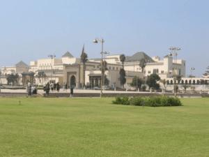 Дворец короля Морокко