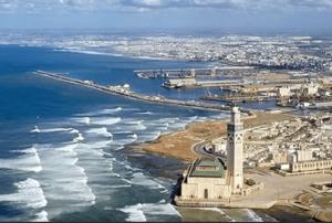 Порт в Касабланка