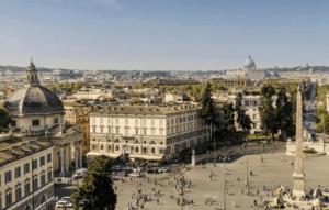 Рим площадь обои