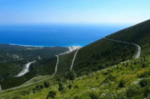 Национальный парк Логара в Албании